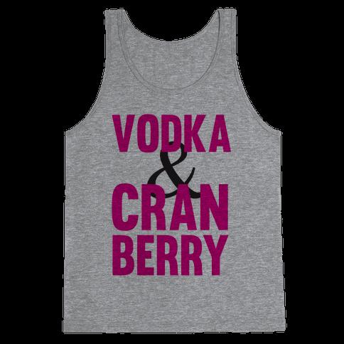 Vodka & Cranberry Tank Top