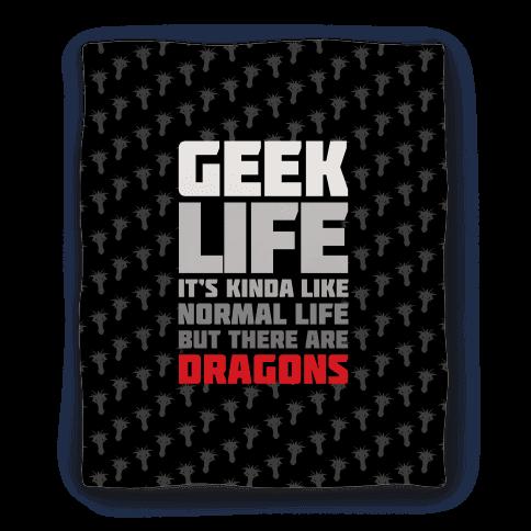 Geek Life Blanket