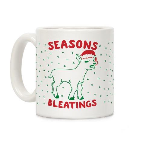 Seasons Bleatings Coffee Mug