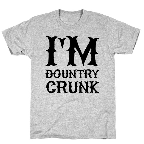 Dountry Crunk T-Shirt