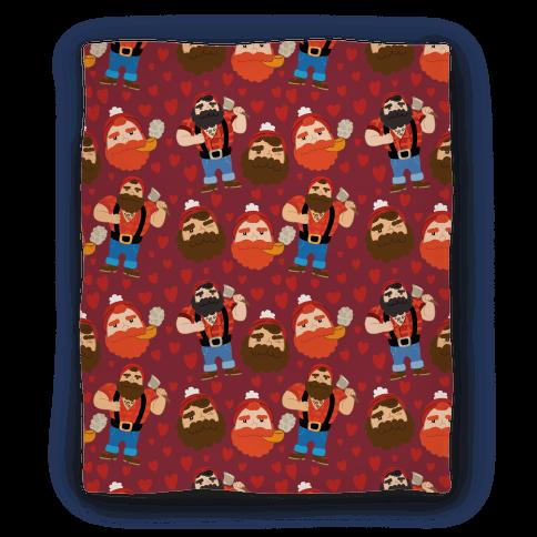 Lumberjack Love Blanket