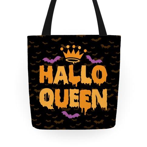 Hallo Queen Tote