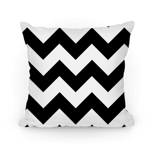 The Black Lodge Pillow