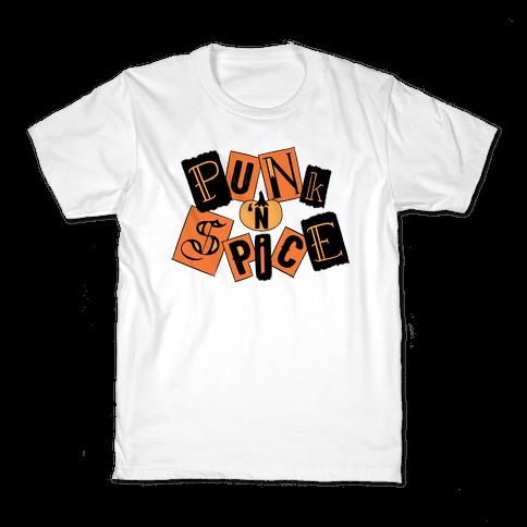 Punk N' Spice Kids T-Shirt