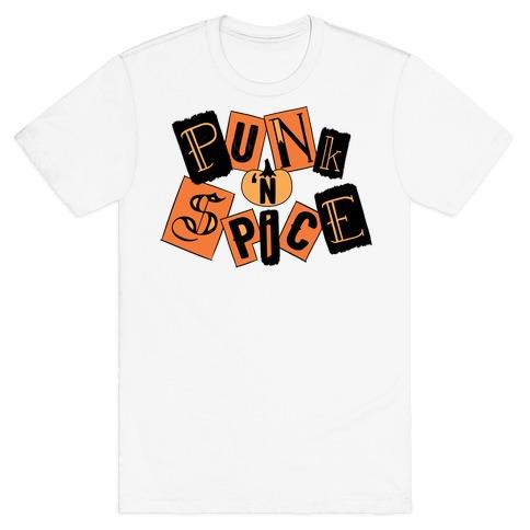 Punk N' Spice T-Shirt