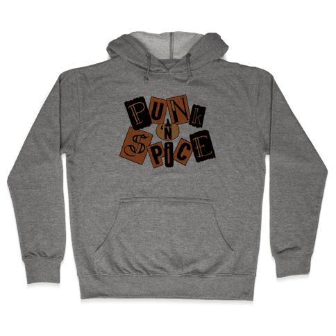 Punk N' Spice Hooded Sweatshirt