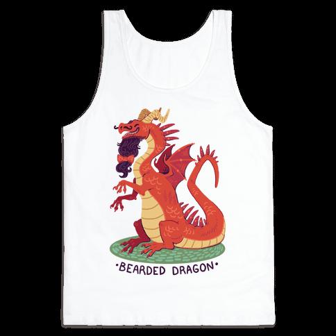 Bearded Dragon Tank Top