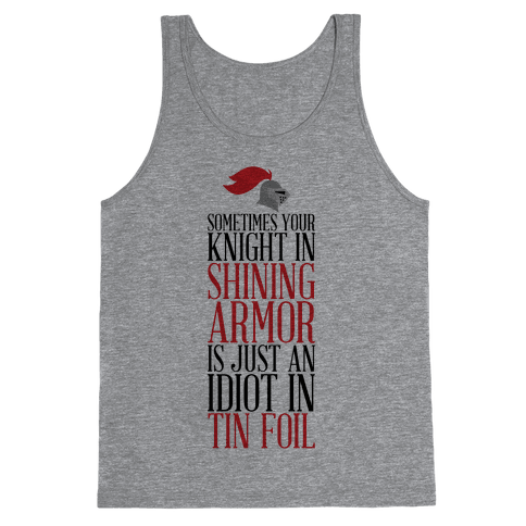Knight Tank Top