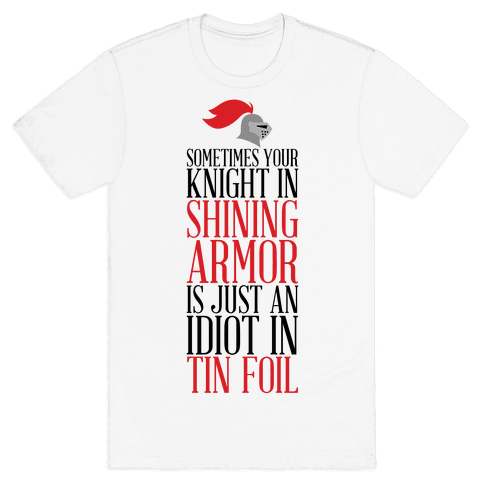 Knight Mens T-Shirt
