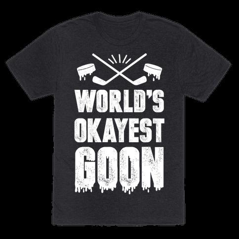 World's Okayest Goon
