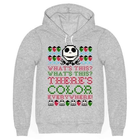 Skellington Ugly Sweater