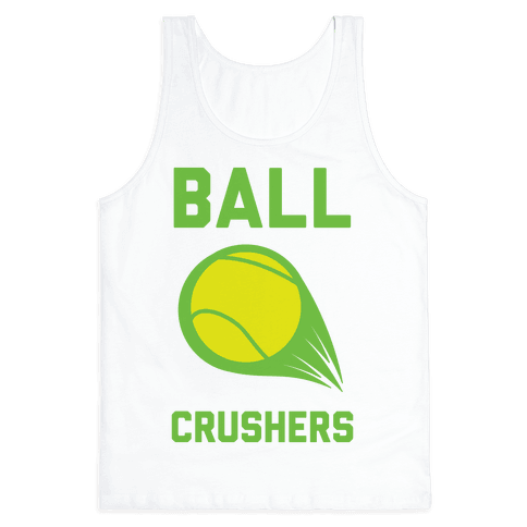 Ball Crushers Tank Top