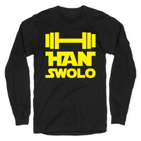 Han Swolo Long Sleeve T-Shirt