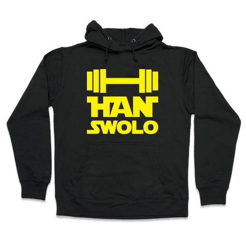 Han Swolo Hooded Sweatshirt