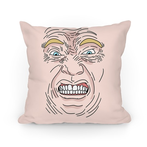 Arnold Total Recall Pillow