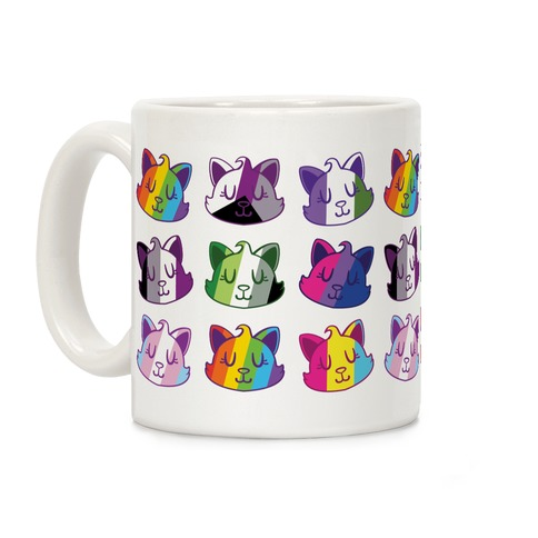 LGBTQ Cats Coffee Mug