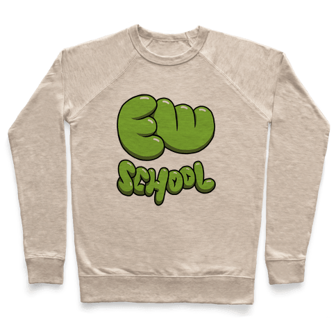 Ew School Pullover