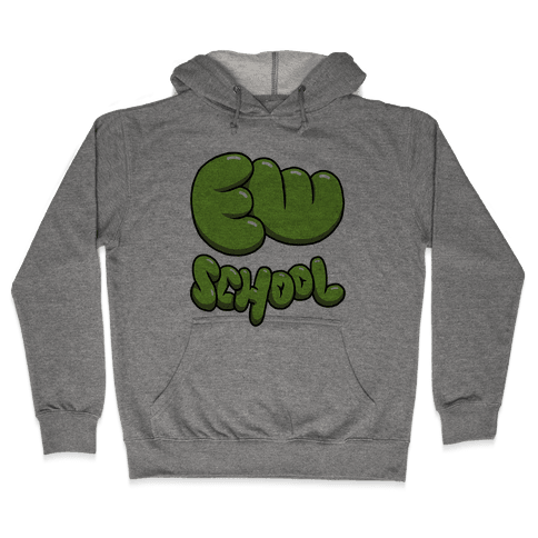 Ew School Hooded Sweatshirt