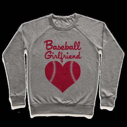 Baseball Girlfriend Pullover