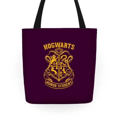 Hogwarts Honor Student Tote