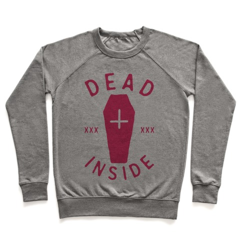 Dead Inside Pullover