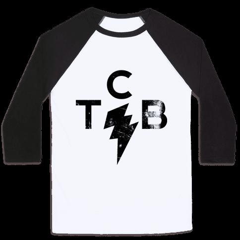 Brick's Logo Baseball Tee