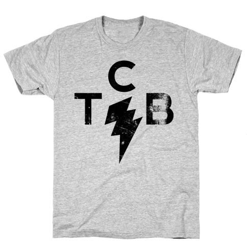 Brick's Logo Mens T-Shirt