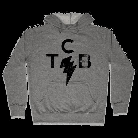 Brick's Logo Hooded Sweatshirt