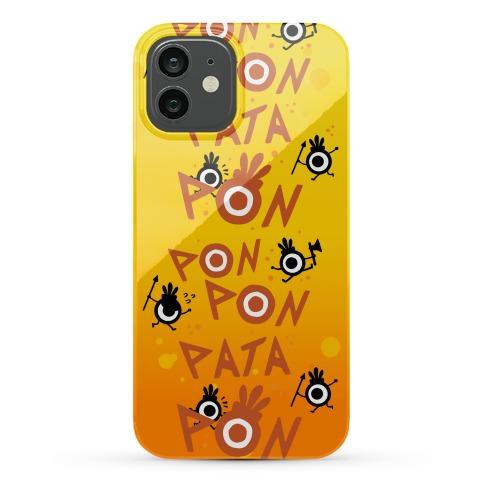 Pon Pon Pata Pon Phone Case