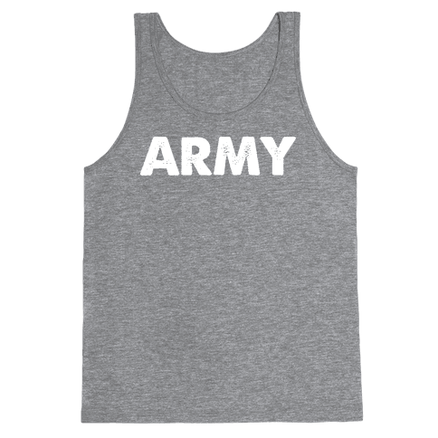 Rep the Army Tank Top