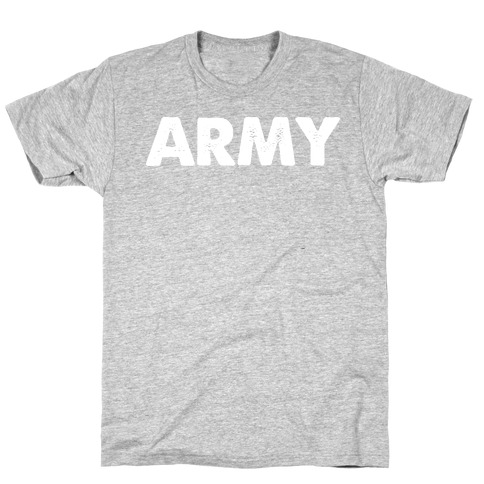 Rep the Army T-Shirt