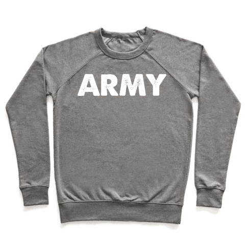 Rep the Army Pullover