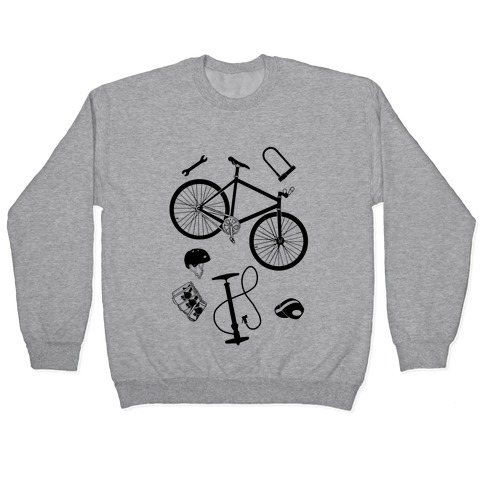 fixed gear cycling tools Pullover