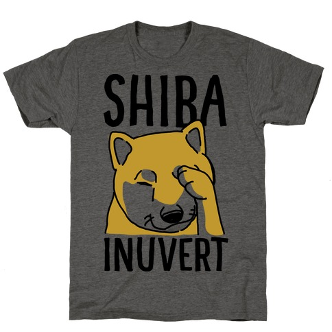 Shiba Inuvert T-Shirt