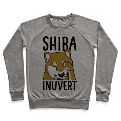 Shiba Inuvert Pullover