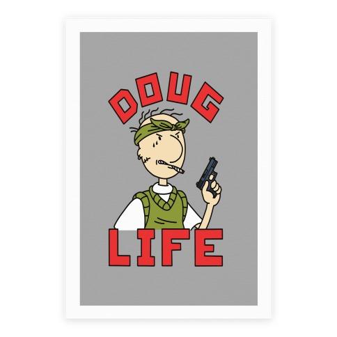 Doug Life Poster