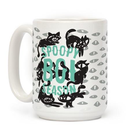 Spoopy Boi Season Coffee Mug