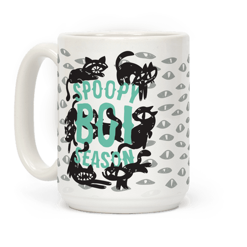 Spoopy Boi Season Coffee Mug