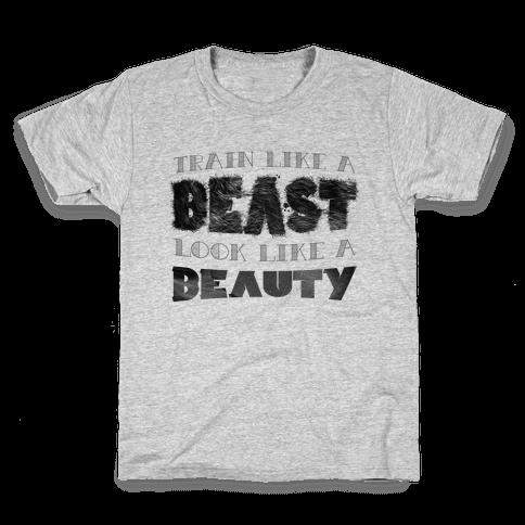 Beast & Beauty Kids T-Shirt