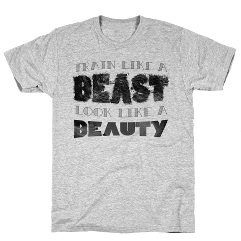 Beast & Beauty Mens T-Shirt