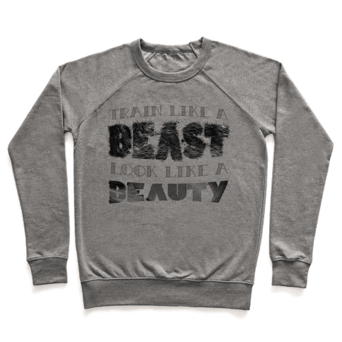 Beast & Beauty Pullover
