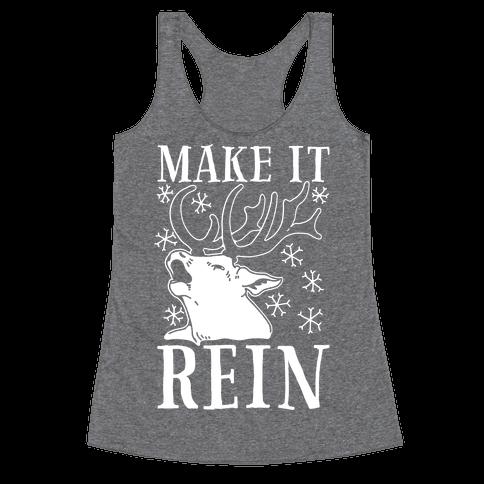 Make it Rein Racerback Tank Top