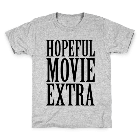 Hopeful Movie Extra Kids T-Shirt