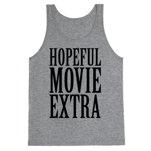 Hopeful Movie Extra Tank Top