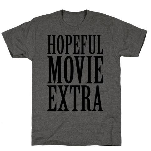 Hopeful Movie Extra Mens/Unisex T-Shirt