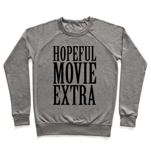 Hopeful Movie Extra Pullover