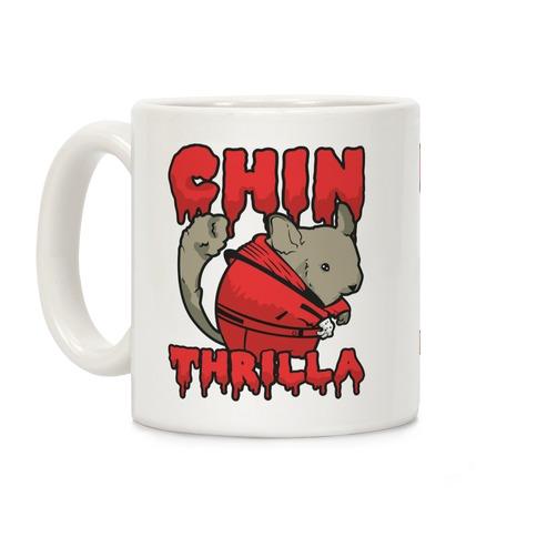 Chinthrilla Coffee Mug