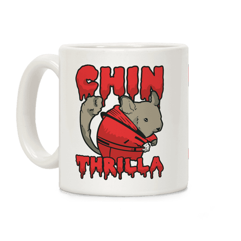 Chinthrilla Coffee Mug