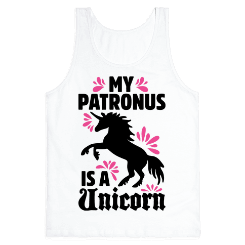 My Patronus Is A Unicorn