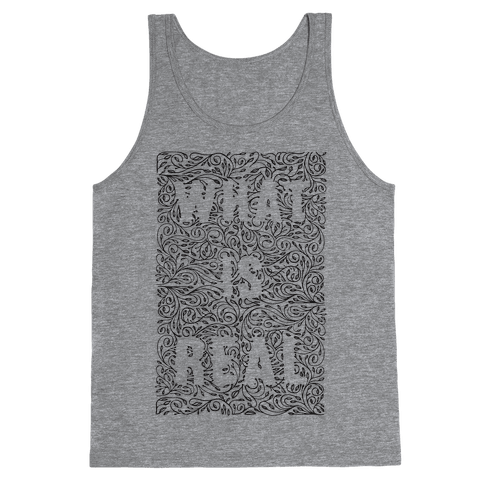 What is Real Tank Top